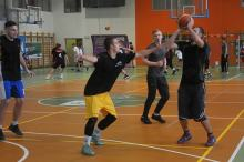 Koszykarskie trójki rywalizują w Mistrzostwach Województwa Opolskiego