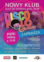 Muzyka, światło, obraz i dźwięk w rytmie Disco Polo- wyniki!