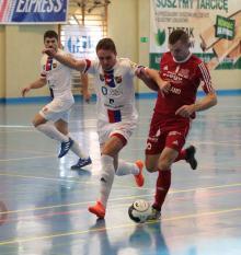 Derby Opolszczyzny w futsalu dla FK Odry Opole