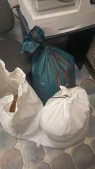 35 kg krajanki tytoniu bez akcyzy trzymał w mieszkaniu.