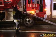 Pożar w Paczkowie. Nie żyje 59-letni mężczyzna