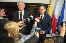 """Jarosław Gowin: """"Najtrudniejsze było przełamanie oporów o współpracy"""""""
