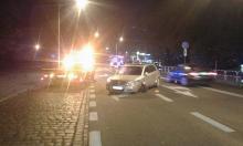 Pijany 25-latek zjechał na przeciwległy pas w Nysie. Ranna jedna osoba