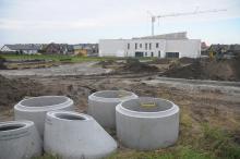 Ruszyła budowa parku sensorycznego na osiedlu Malinka