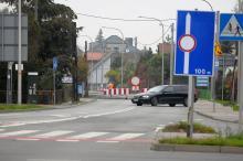 Ulica Partyzancka zamknięta. Utrudnienia potrwają do połowy grudnia