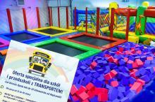 Ciekawa oferta dla szkół podstawowych i przedszkoli!