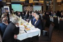 Samorządowcy gmin i powiatów rozmawiali o funduszach unijnych