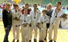 Niepełnosprawni judocy z KJ AZS Opole i UKS OKAY wystartowali w IX Memoriale im. Jigoro Kano w Poznaniu.