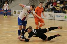 FK Odra Opole przegrała mecz na szczycie