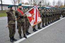 Dziś oficjalnie pożegnano żołnierzy udających się na misję do Afganistanu