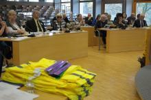 Pierwsze posiedzenie Forum Seniorów Samorządu Województwa Opolskiego