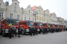 Nowe wozy strażackie trafią do opolskich jednostek OSP