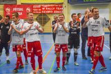 Berland wygrał mecz z Łodzią