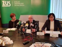ZUS podsumował 3 miesiące składania wniosków o emeryturę.