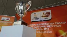 Zrób zdjęcie z  Pucharem FIVB Klubowych Mistrzostw Świata