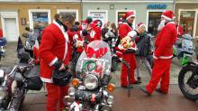 Motomikołaje uroczyście zakończyli tegoroczny sezon motocyklowy
