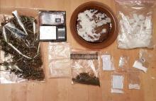 19-latek trzymał narkotyki w zamrażalce