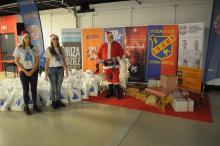 Dzieci z opolskich domów dziecka spędziły mikołajki w Dom Expo