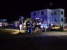Podejrzany ładunek na podwórku w Ozimku. Ewakuowano 20 osób