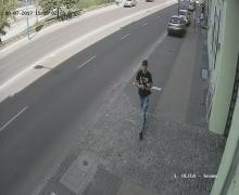 Poszukiwany oszust. Publikujemy zdjęcia z monitoringu