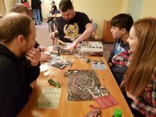 W Wojewódzkiej Bibliotece Publicznej można dziś pograć w gry planszowe i RPG