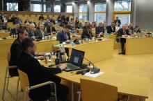 Radni PiS przeciw projektowi budżetu województwa na 2018.