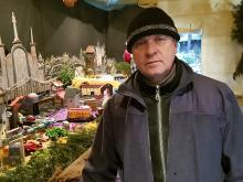 Andrzej Toczek - szczepanowickie Betlejem dało sygnał całej Polsce