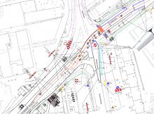 Rozbudowa ulic Niemodlińskiej i Spychalskiego na odcinku od ul. Wojska Polskiego do Kanału Ulgi wraz z budową ścieżki rowerowej