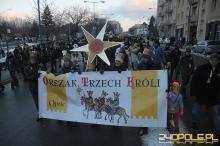 Po raz 6 ulicami Opola przejdzie Orszak Trzech Króli