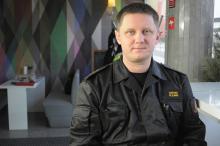 Łukasz Olejnik - w 2017 prawie 13 tys. interwencji strażaków