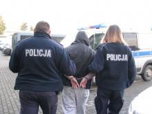 Podejrzany o rozbój zatrzymany