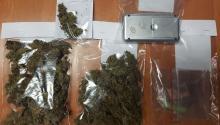 Zatrzymani za uprawę i posiadanie narkotyków