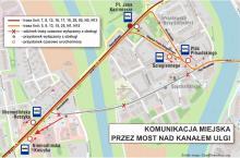 Od jutra zmieni się organizacja ruchu autobusów MZK w obrębie Niemodlińskiej
