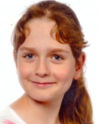 Zaginęła 12-letnia Ewa Jainta z Dobrodzienia