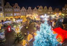 Opole ma szansę zostać Świetlną Stolicą Polski. Trwa głosowanie
