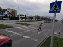 Coraz bliżej budowy sygnalizacji świetlnej dla pieszych na ul. Sosnkowskiego