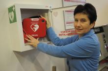 Defibrylatory automatyczne staną w każdej dzielnicy Opola?