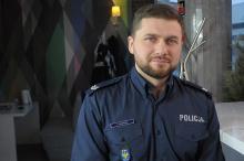 Dariusz Świątczak - policjanci cały rok pracują, żeby ferie były bezpieczne