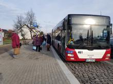 Biletomaty w autobusach MZK z opóźnieniem