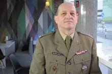 Mjr Wojciech Bakalarz - ruszyła kwalifikacja, do wojska idą tylko ci, którzy tego chcą