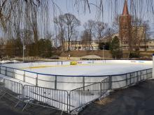 Miejskie lodowisko przyciągnęło 25 tysięcy łyżwiarzy