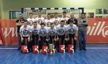 Berland brązowym medalistą Młodzieżowych Mistrzostw Polski w Futsalu