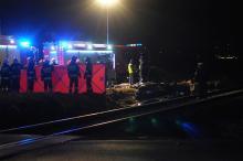 Tragiczny wypadek w Chmielowicach. Śmierć 4 osób po zderzeniu z szynobusem