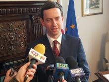 """Marcin Ociepa: """"Jeśli znajdzie się kandydat na moje miejsce z przyjemnością oddam na niego głos"""""""