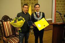 Miroslav Klose po 3 latach odebrał tytuł honorowego obywatela Opola