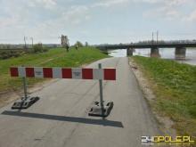 Od 15 marca objazd ulicy Niemodlińskiej wzdłuż Kanału Ulgi nie będzie możliwy