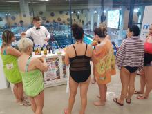 """Blisko 200 kobiet wzięło udział w """"Dniu kobiet na Wodnej Nucie"""""""
