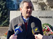 Biedroń w Opolu: Lepsze powietrze zapewnić może tylko edukacja i nieuchronność kary