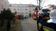 Tragiczny pożar w Komprachcicach. Nie żyje 41-latek