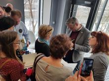 Robert Biedroń spotkał się dziś z czytelnikami swojej książki